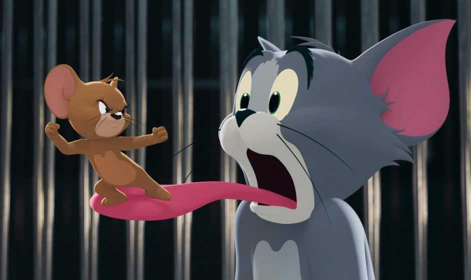 Tom & Jerry: ecco il trailer italiano del film in uscita nel 2021