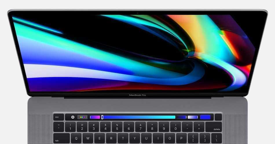 Apple: spunta un brevetto per la Touch Bar di MacBook Pro