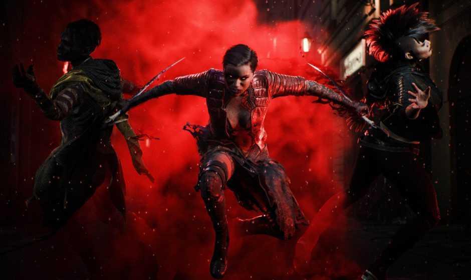 Vampire The Masquerade: ecco il trailer di gameplay di debutto