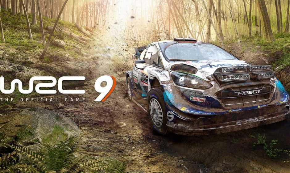 WRC 9 arriva su Nintendo Switch: ecco il trailer di lancio!