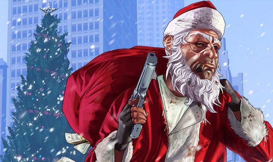 GTA e Red Red Dead Redemption Online: ecco le armi gratis e i bonus natalizi