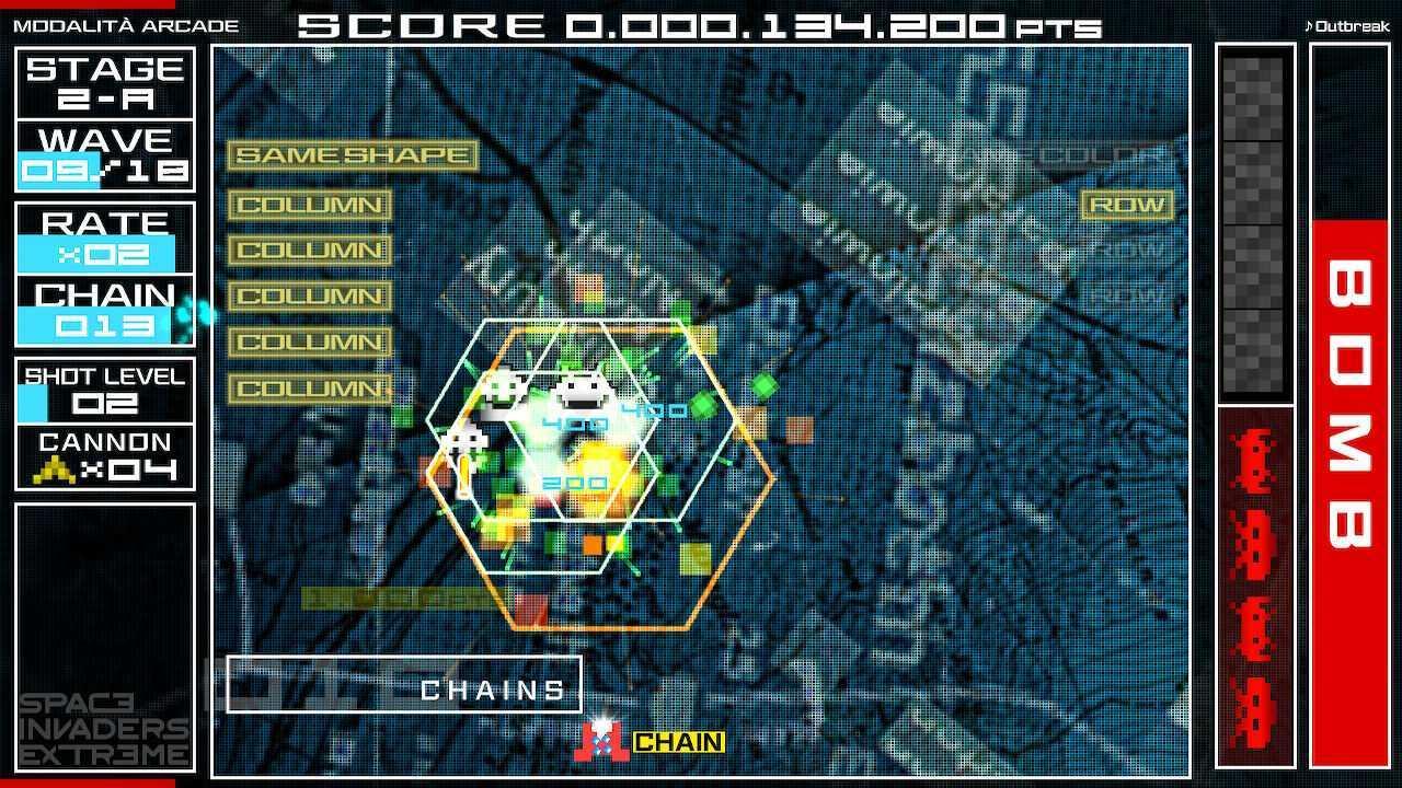 Recensione Space Invaders Forever: invasori di spazio personale