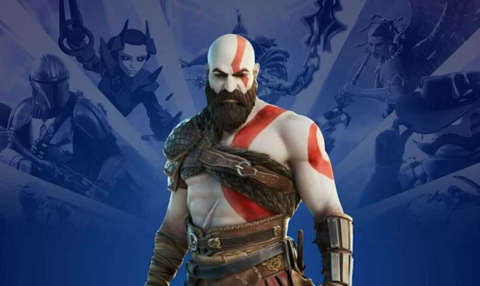 Fortnite: Sony suggerisce che Kratos sia in arrivo