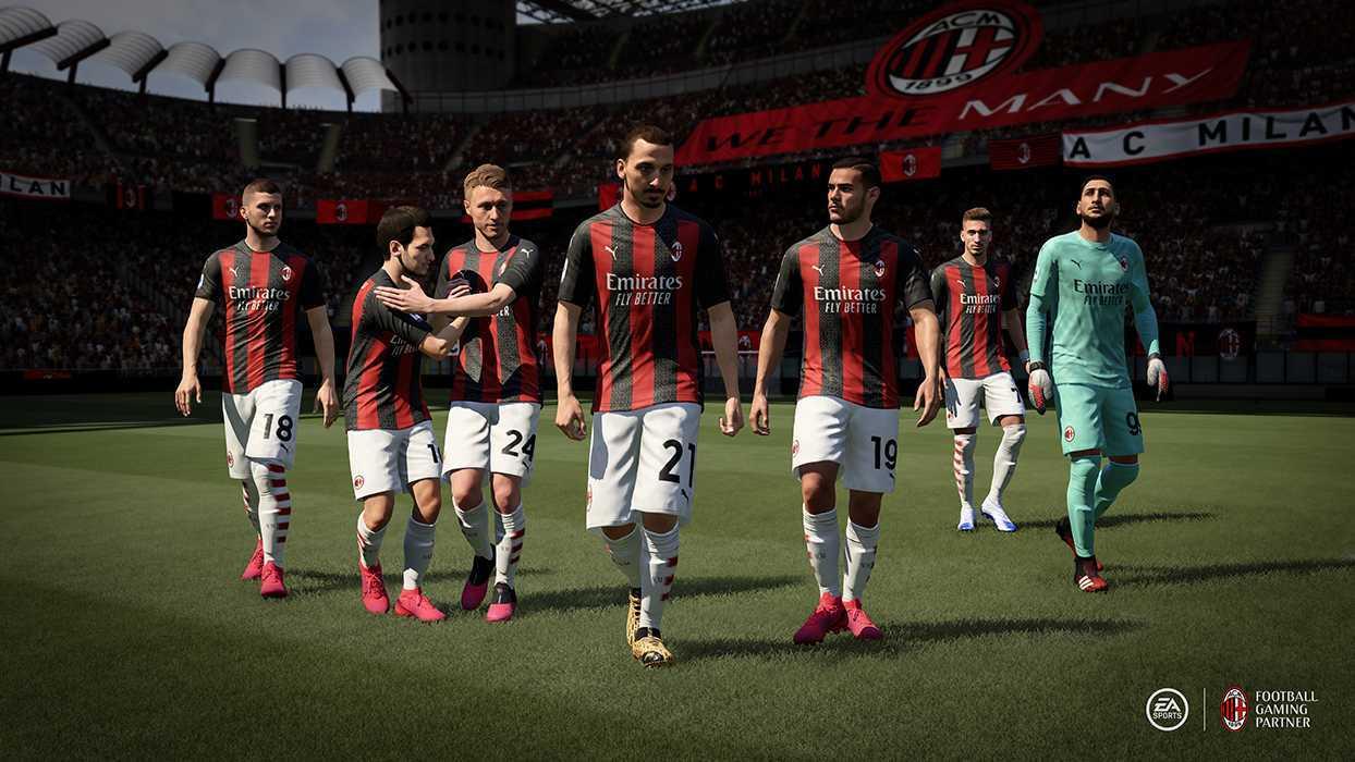 FIFA 21: le migliori squadre per la modalità Carriera