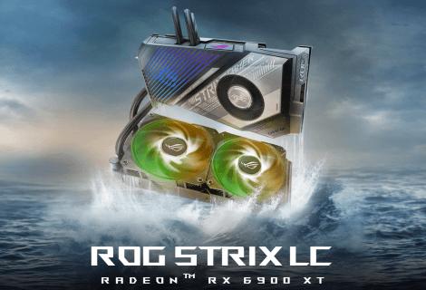 Radeon RX 6900 XT: svelata l'ibrida di casa Asus