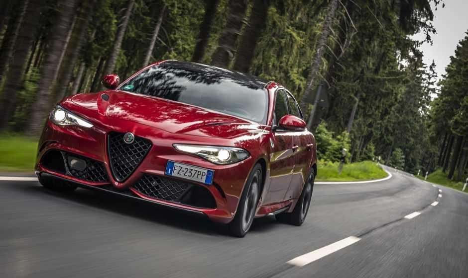 """Alfa Romeo Giulia Quadrifoglio eletta """"Auto sportiva dell'anno"""""""