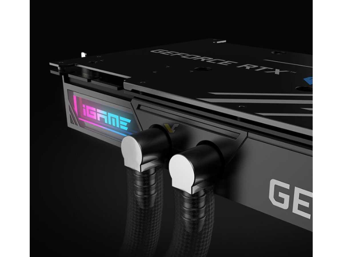 Colorful iGame RTX 3090 Neptune OC: la più cara sul mercato?