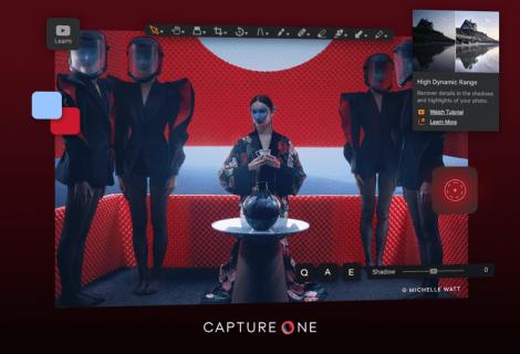 Capture One 21: rilasciata l'attesa nuova versione