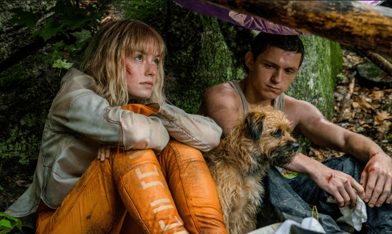 Chaos Walking: prima clip del film con Tom Holland