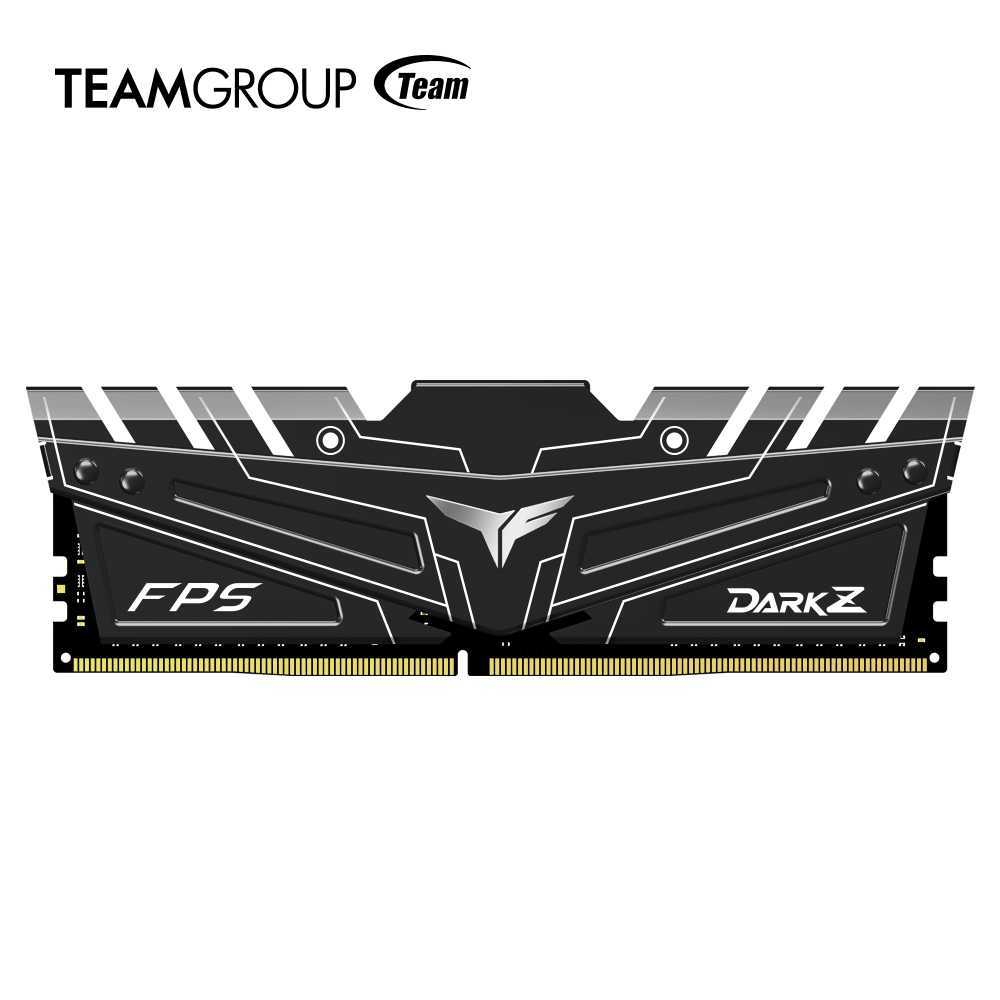Teamgroup lancia Dark Z FPS DDR4 e Cardea IOPS SSD