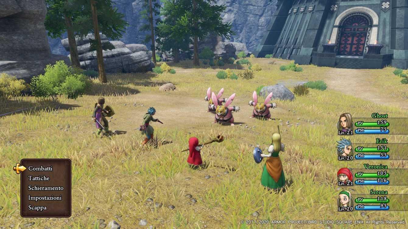Dragon Quest anniversary live stream announced