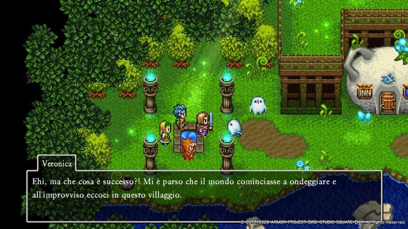 Recensione Dragon Quest XI S: l'Edizione Definitiva su PS4!