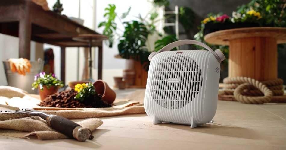 Capsule Hobby: il nuovo termoventilatore portatile di De' Longhi