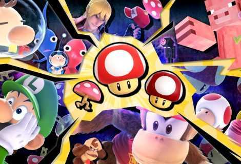 "Super Smash Bros. Ultimate: il torneo online ""Micologia"""