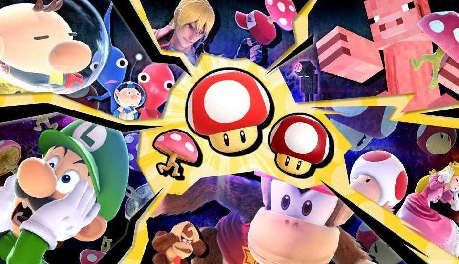 """Super Smash Bros. Ultimate: il torneo online """"Micologia"""""""