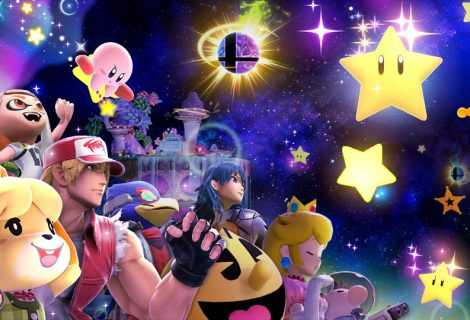 Super Smash Bros Ultimate: torneo di Capodanno
