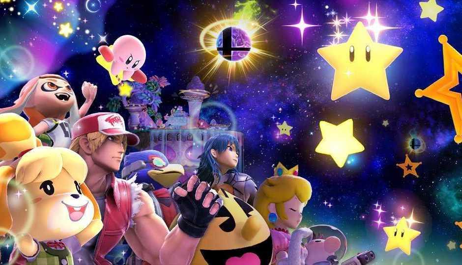 Super Smash Bros Ultimate: torneo di Capodanno