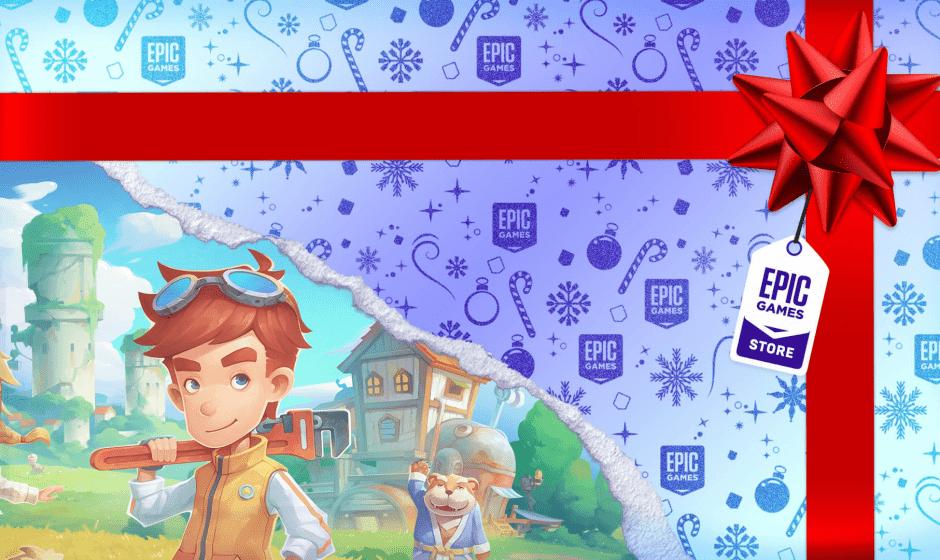 Epic Games Store: ecco il decimo gioco gratis di Natale