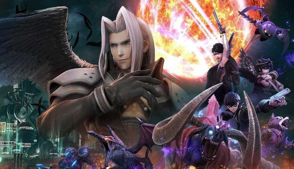 Super Smash Bros. Ultimate: aggiornamento natalizio e torneo