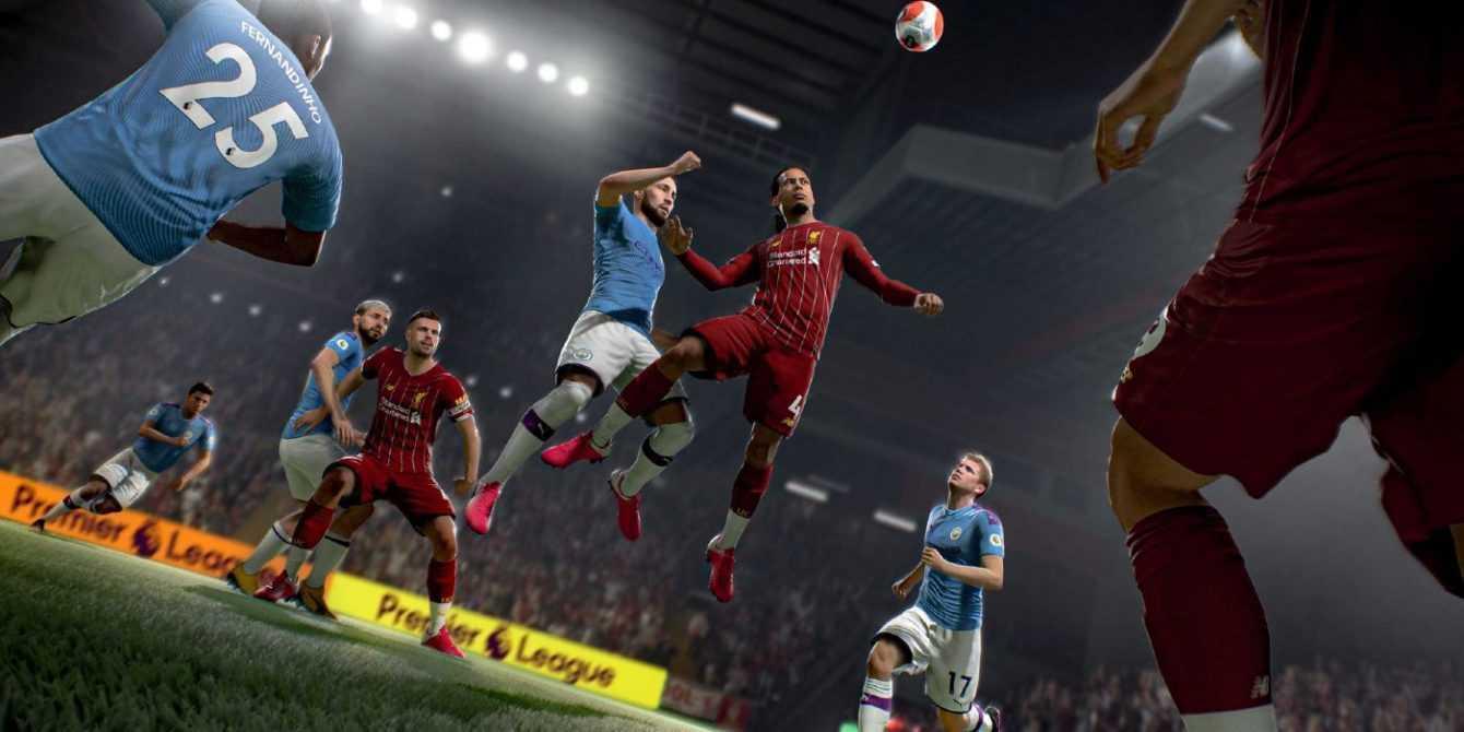 FIFA 22: l'upgrade next gen non disponibile per PC