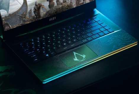 MSI GE66 Raider Valhalla Edition: il laptop gaming dedicato ad Assassin's Creed