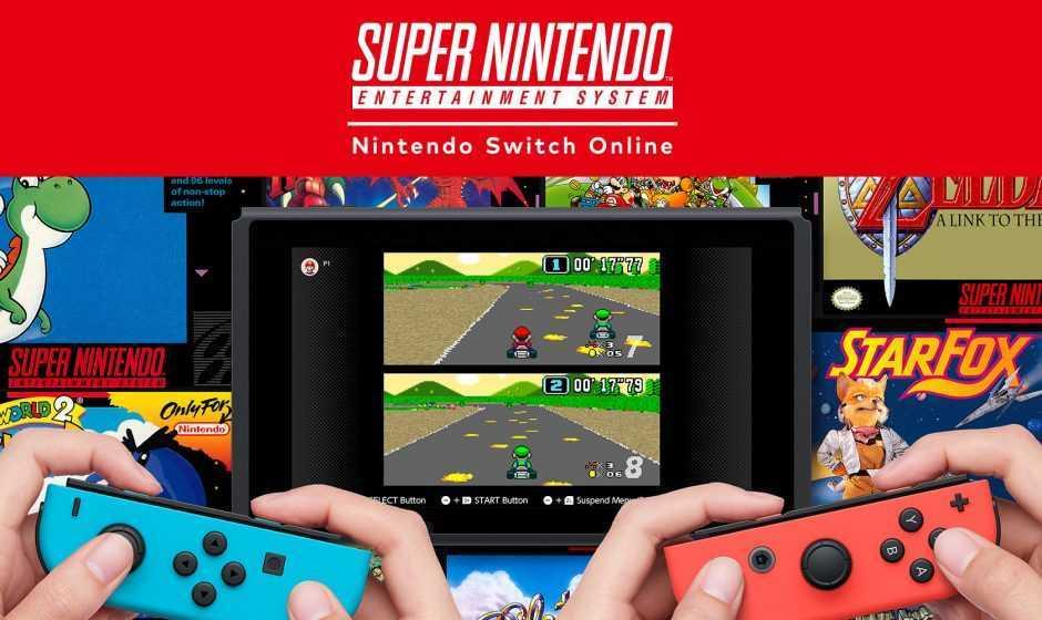Nintendo Switch Online: aggiornamento di dicembre 2020
