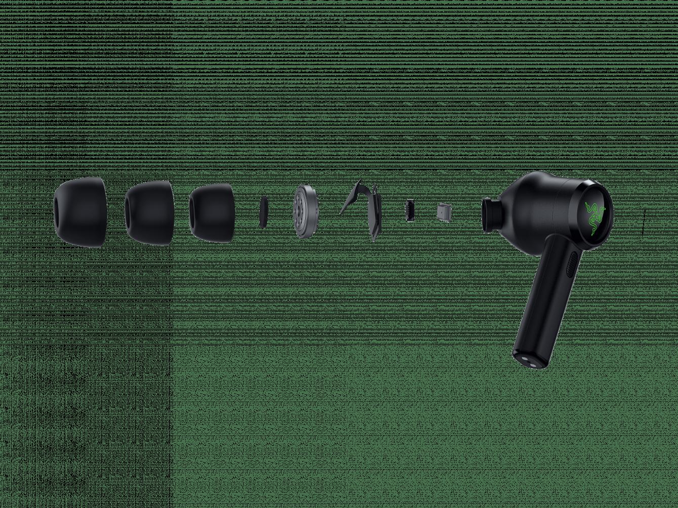 Razer Hammerhead True Wireless Pro: gli auricolari con cancellazione del rumore