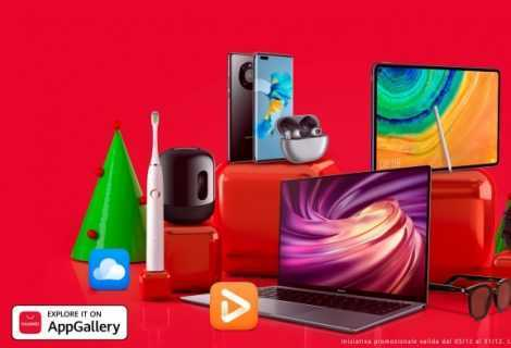 Huawei: ecco la soluzione per i regali di Natale last minute!