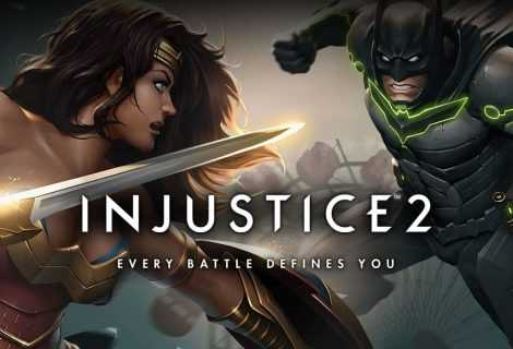 Injustice 2 Mobile: disponibile Wonder Woman Armatura Dorata