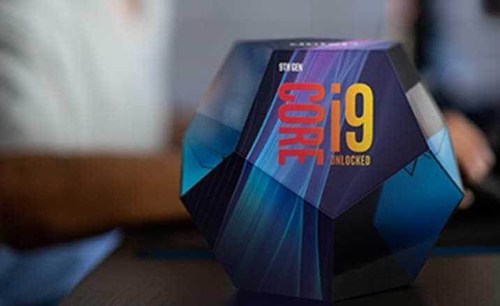 Intel I9-9900K: l'inizio della fine dei processori Coffee Lake
