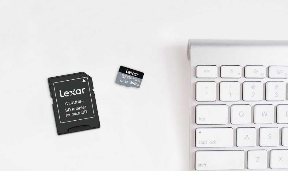 Lexar presenta una nuova MicroSD: la Professional 1066x