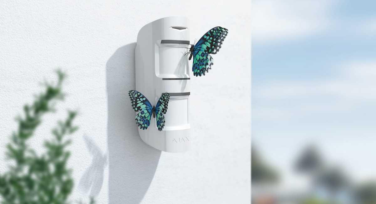 MotionProtect Outdoor: il nuovo rilevatore di casa Ajax System