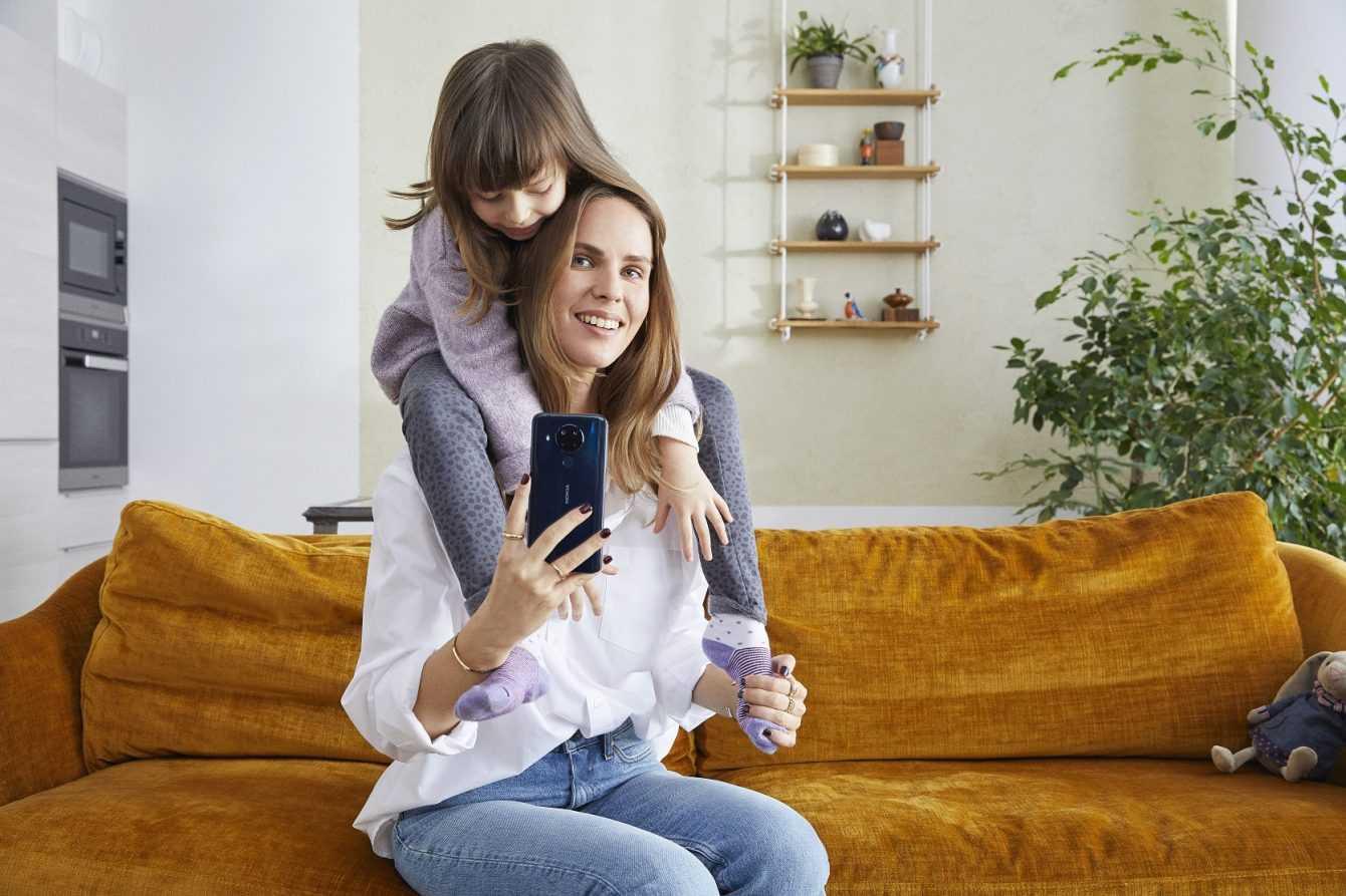 Nokia 5.4: HMD Global annuncia ufficialmente il nuovo medio gamma