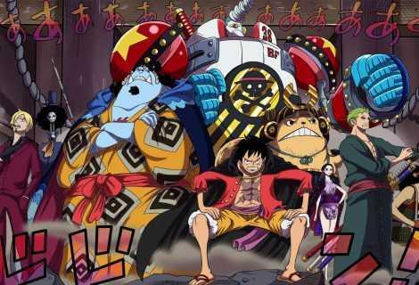 One Piece, il capitolo 1000: data e speculazioni
