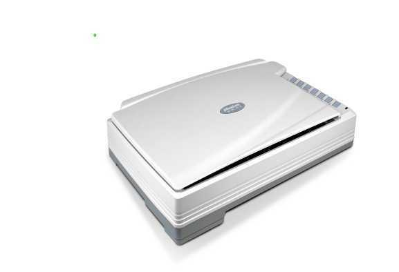 OpticPro A320E: lo scanner Plustek per illustrazioni e superfici con rilievi