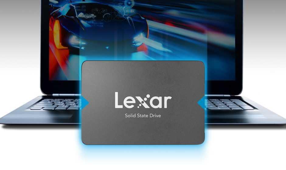 "Lexar lancia il nuovo SSD NQ100 2,5"" SATA III"