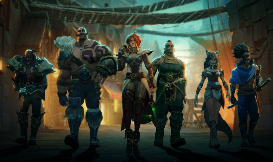 Ruined King A League of Legends Story: ecco il trailer di gameplay
