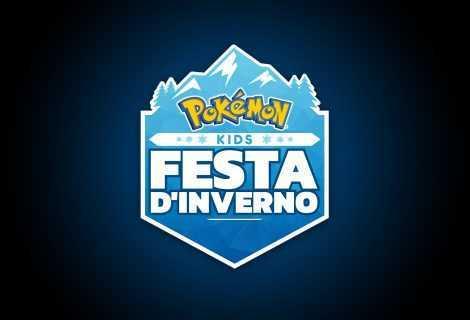 Pokémon Kids: Festa d'inverno, il nuovo centro per i giovani allenatori