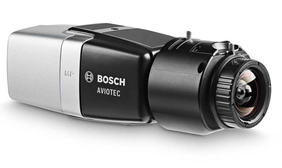 Bosch Aviotec: rileva fumo e fiamme anche al buio