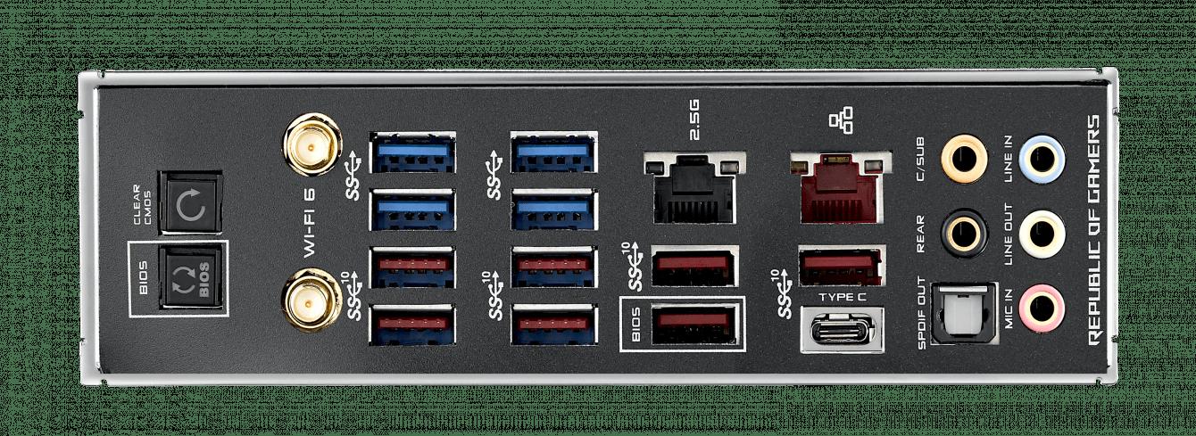 ASUS ROG Crosshair VIII Dark Hero e Strix B550-XE Gaming: schede madri per AMD