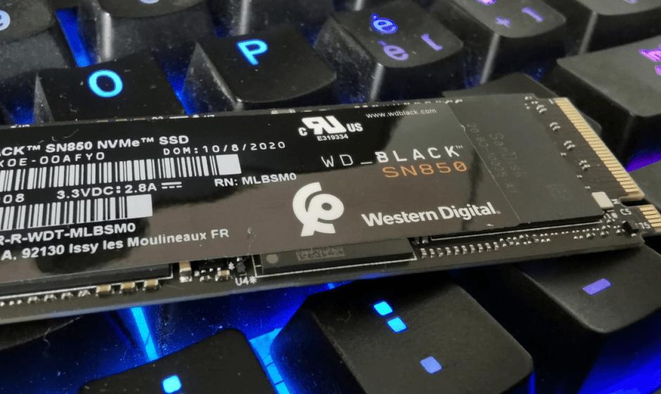 Recensione WD BLACK SN850: il velocista degli SSD