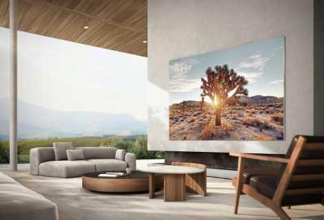 """Samsung MicroLED: una TV da 110"""" che profuma di futuro"""