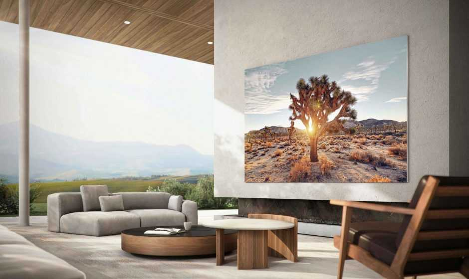 Samsung MicroLED: una TV da 110″ che profuma di futuro