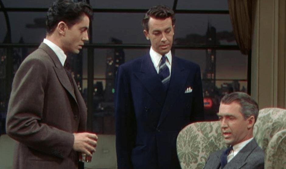 Nodo alla gola: il film – esperimento | Alfred Hitchcock