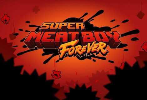 Super Meat Boy Forever: caricamenti istantanei su console next gen