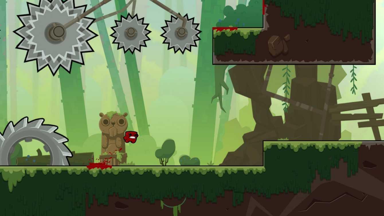 Recensione Super Meat Boy Forever: sangue e furia su Nintendo Switch
