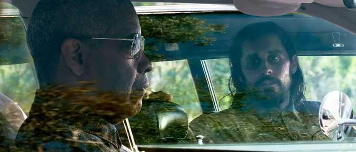 The Little Things: la prima foto con Denzel Washington e Jared Leto