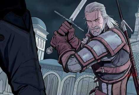 The Witcher: Netflix rivela il nuovo logo di Nightmare of the Wolf