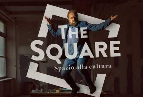 The Square. Spazio alla cultura: la vigilia di Natale con Sky Arte