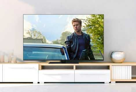Panasonic: i TV LCD con Android TV arrivano in Europa